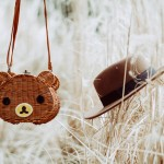 Exploring with Rilakkuma.