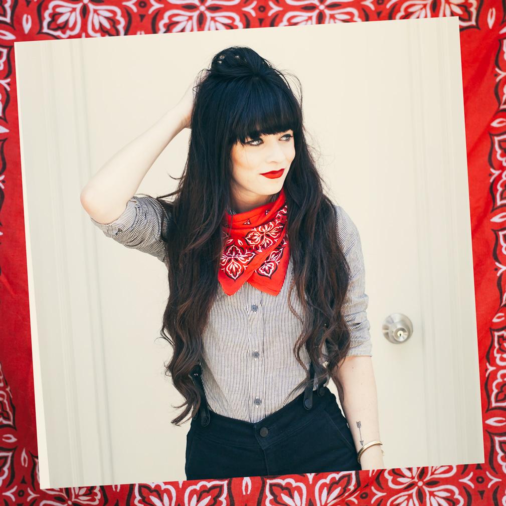 How to wear a bandana jag lever i live regularg urmus Choice Image