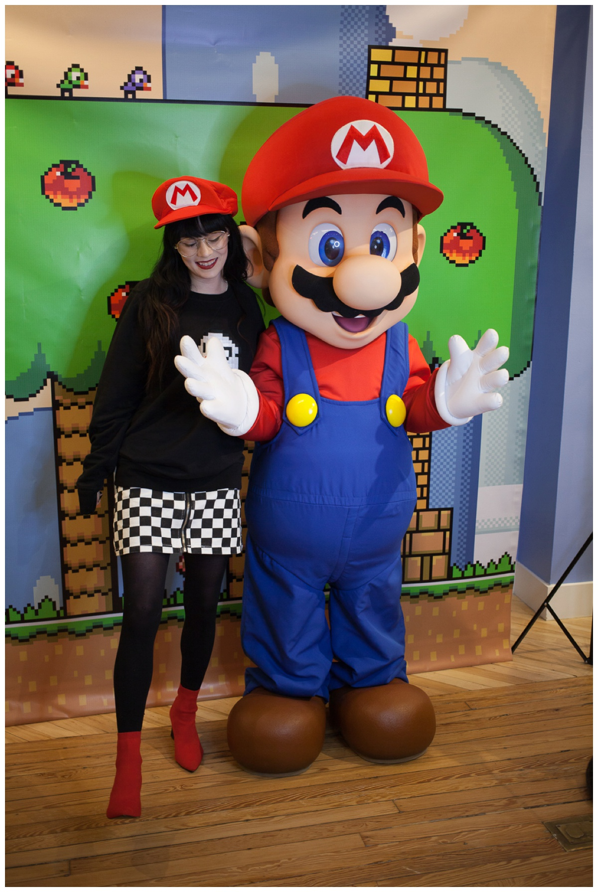 Nintendo x Bloomingdales