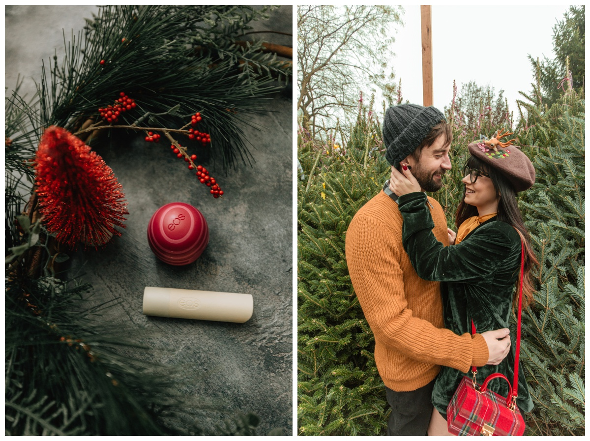 Holiday Sweetness with eos