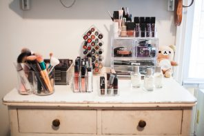 How I organize my Make-Up