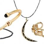 Fragments: fine jewelry.