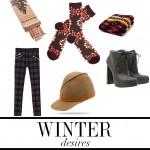 Winter desires.